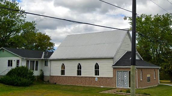 Metcalfe Holiness Church