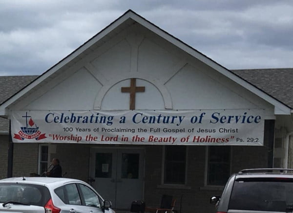 Seeley's Bay Holiness Church